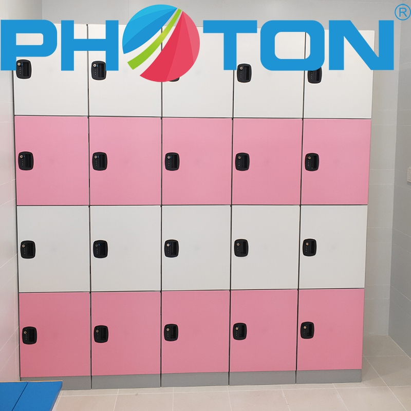 plastic locker/ABS lockers/chool lockers/Bathroom lockerEL45-23