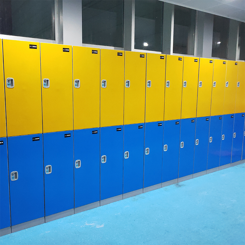 Bath Center Gym personal locker large locker-2