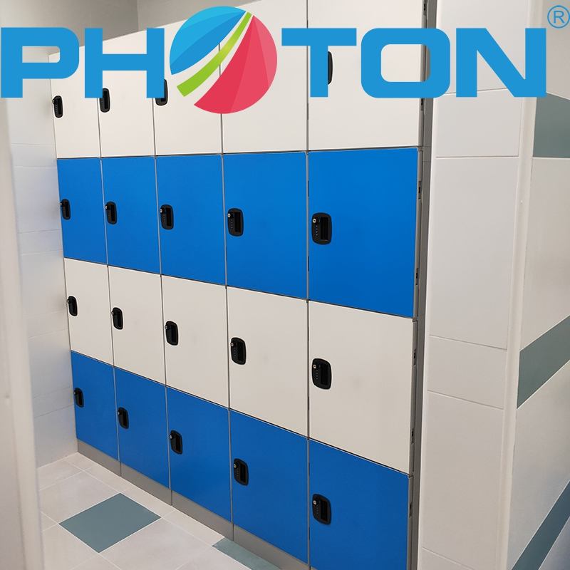 plastic locker/ABS lockers/chool lockers/Bathroom lockerEL45-22