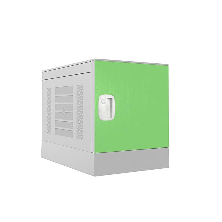Plastic Locker _ ABS Locker _ School locker-Green