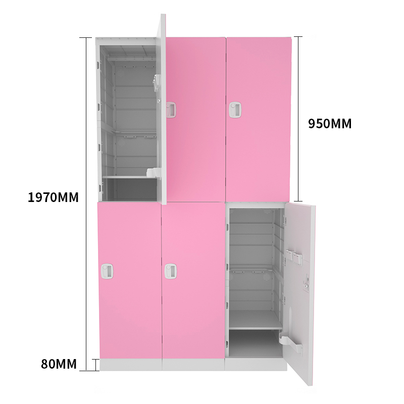 gym lockers /  Ski and snowboard locker  / kids mini locker EL900-04