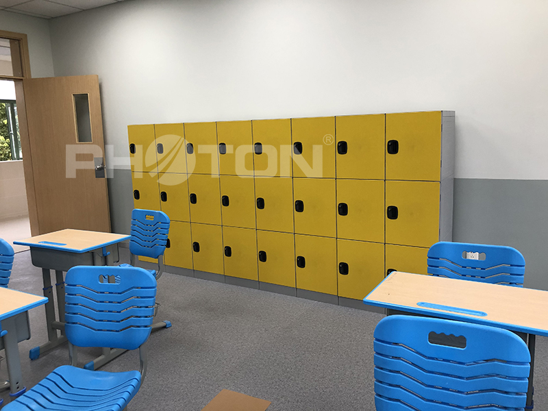 ABS lockers/School lockers /  gym lockers  / plastic spa locker   EL300-06