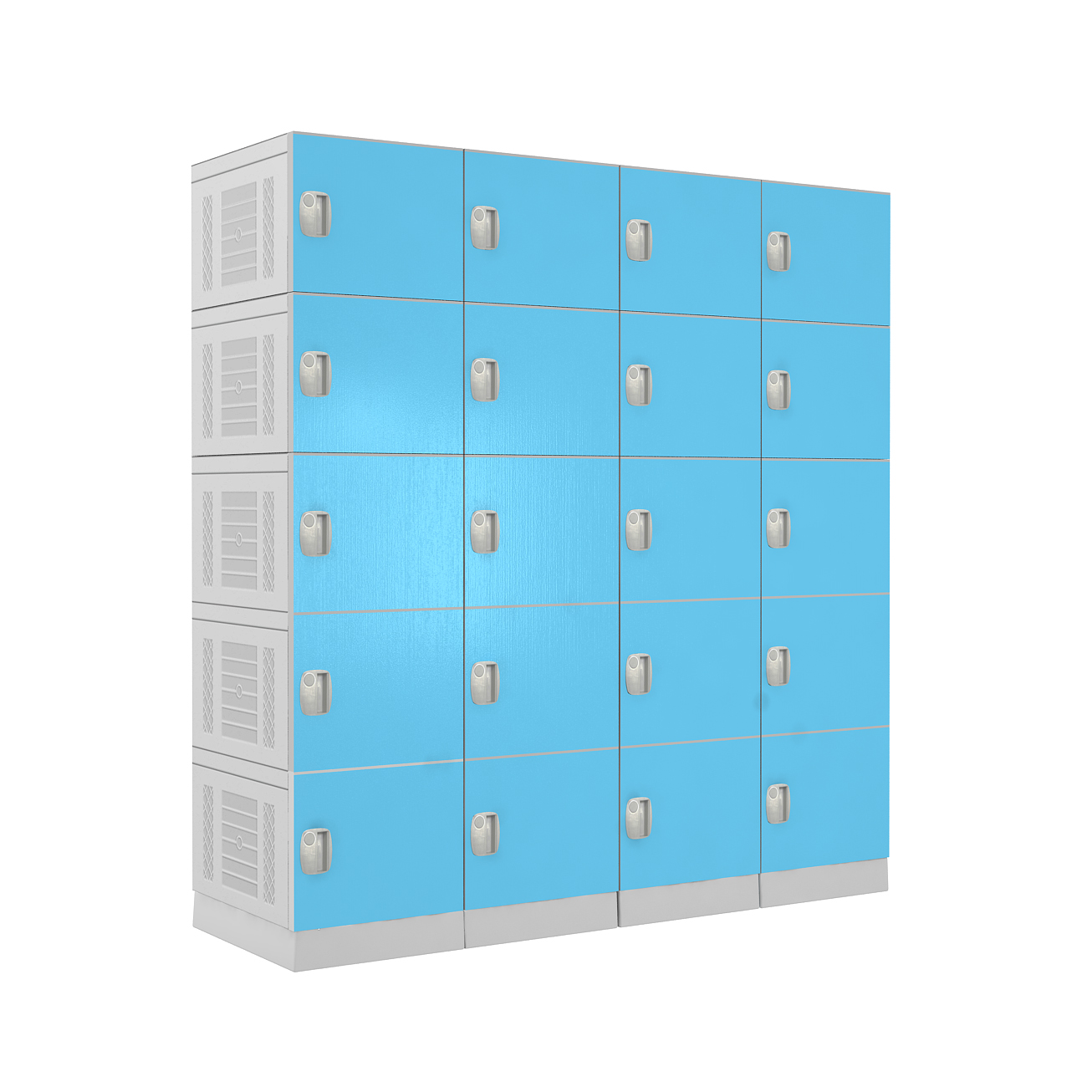 ABS lockers/School lockers /  gym lockers  / sports locker  EL300-05