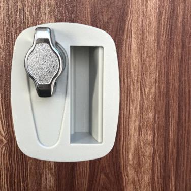 Pad lock hasp