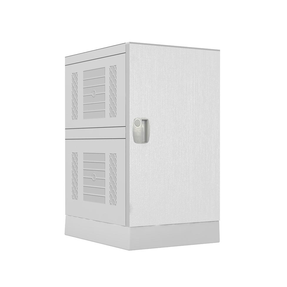 School lockers /  gym lockers  / ABS plastic locker EL600-06