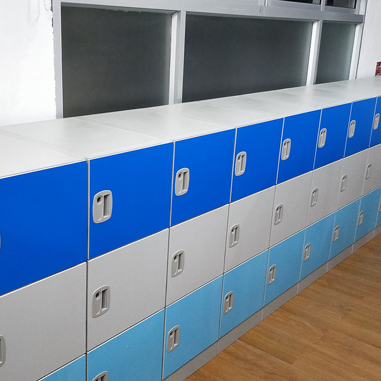 ABS lockers/School lockers /  gym lockers  / plastic bench lockers  EL300-02