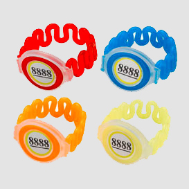 Waterproof wristband